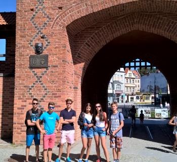 041 Zwiedzamy Olsztyn