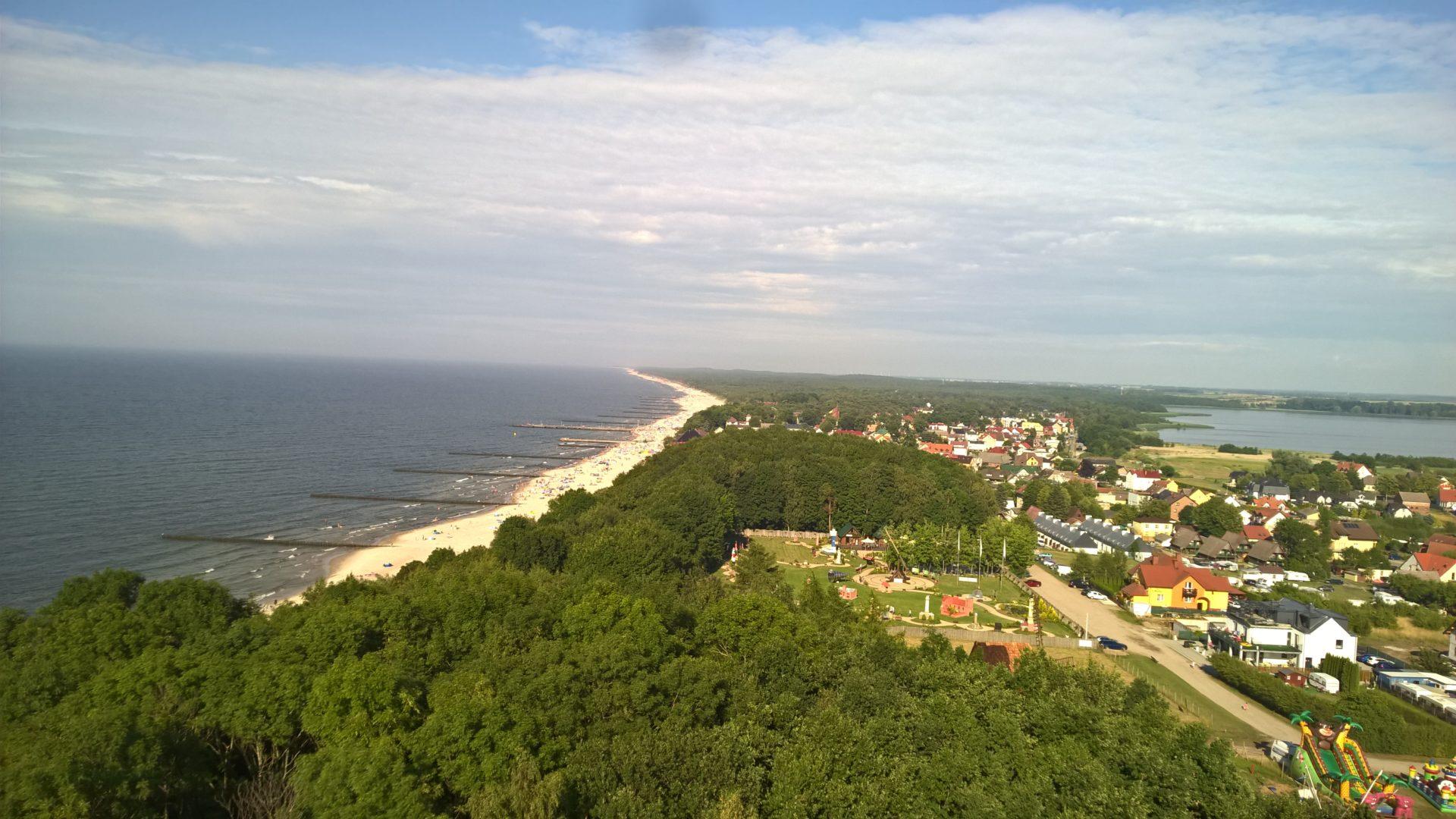 Obóz letni Dźwirzyno 2018